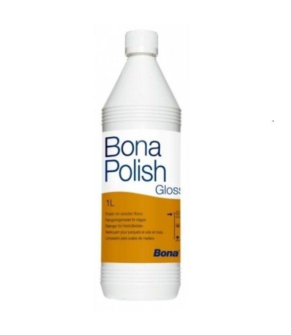 פוליש לפרקט למינציה ופרקט בגמר לכה בונה – 1L bona polish