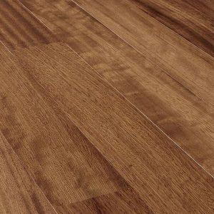 פרקט עץ אירוקו ממויין חלקית