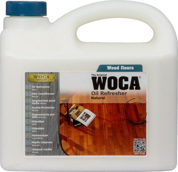 woca oil refresher - מרענן שמן לפרקט עץ בגמר שמן