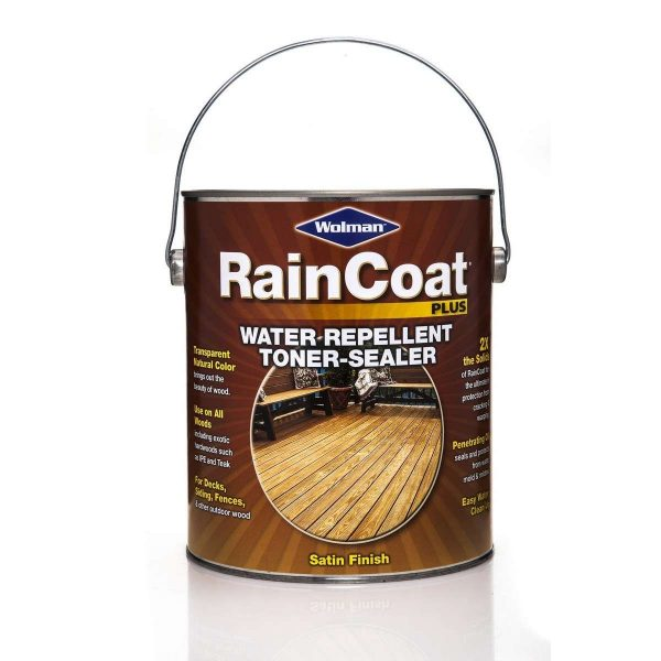 raincoat - שמן דק - שמן לדק בגוונים וולמן