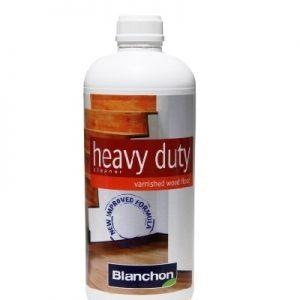 סבון אקטיבי לפרקט לכה/למינציה בלנשון (Remover Blanchon) מחיר בהתאמה לכמות 1/5L