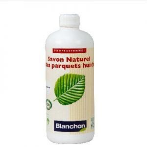 סבון לניקוי הפרקט שמן בלנשון (Blanchon) מחיר בהתאמה לכמות 1/5L