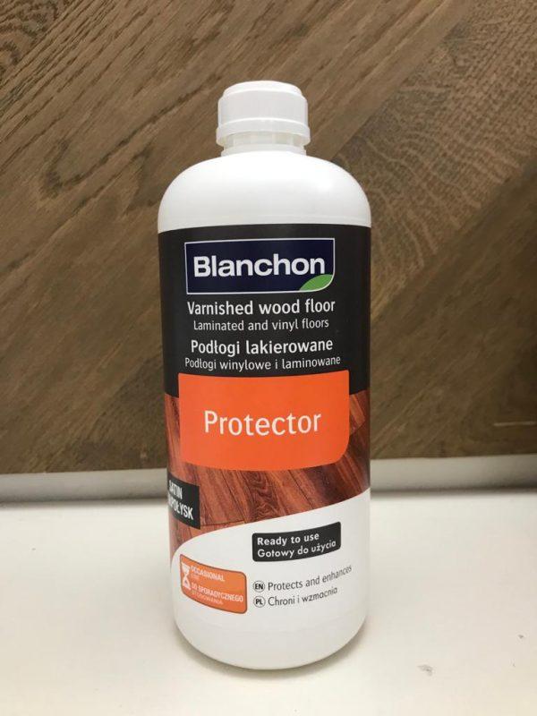 פרוטקטור – חומר חידוש והגנה לפרקט לכה או למינציה בלנשון Blanchon) 1L /5L)