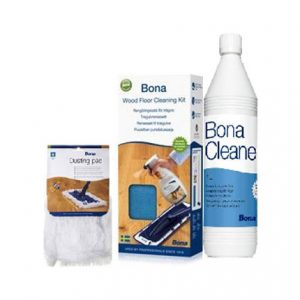 חבילה שלמה לניקוי הפרקט בגמר לכה או למינציה  :מגב/פד/סבון