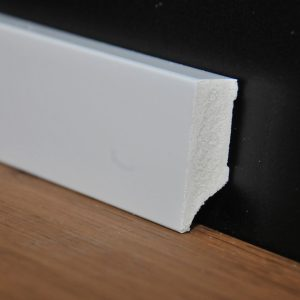 פנל פולימרי לבן לפרקט ישר גובה 4 מחיר