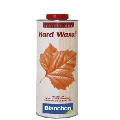 שמן ווקס לעץ  בגוונים בלנשון (Blanchon Hard Waxoil )  מחיר בהתאמה לכמות  0.25/1/5L