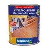 לכה אקרילית למדרגות ופרקט בלנשון (BLANCHON VPE) ליטר 5עד1