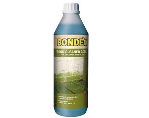בונדקס קלינר לעץ – Bondex Wood Cleaner ליטר1