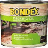 שמן דק בונדקס -BONDEX Decking Oil- 2.5/5L